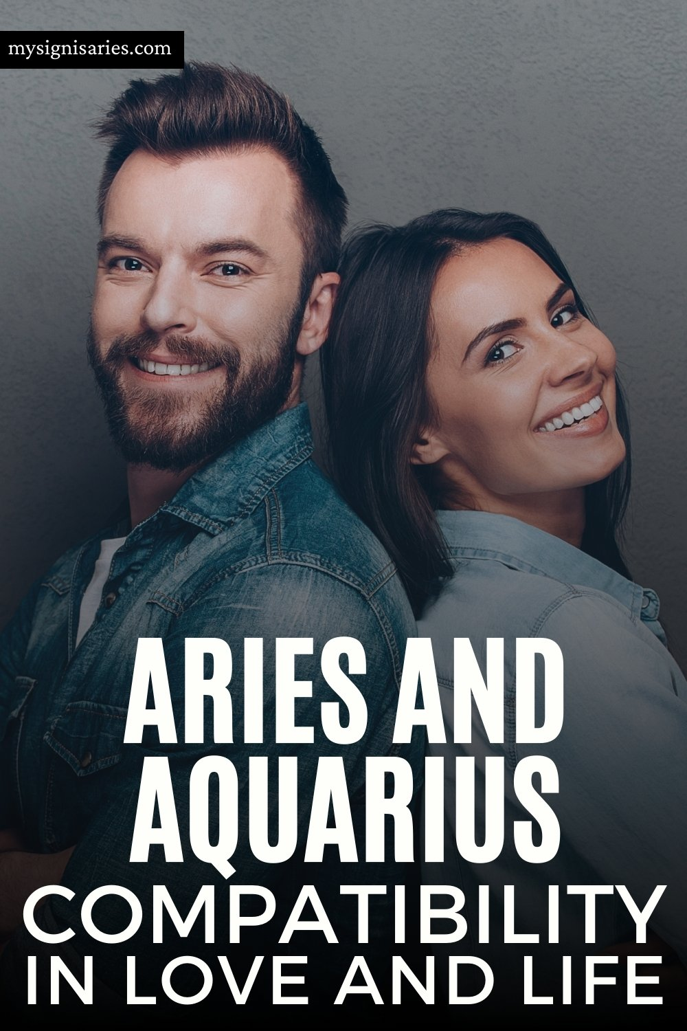 Aries And Aquarius Compatibility In Love And Life #aries #aquarius #astrology #zodiac #compatibility