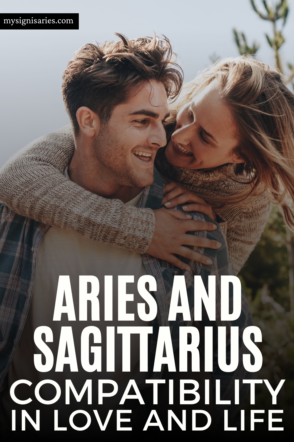 Aries And Sagittarius Compatibility In Love And Life #aries #arieslove #compatibility #zodiac #astrology