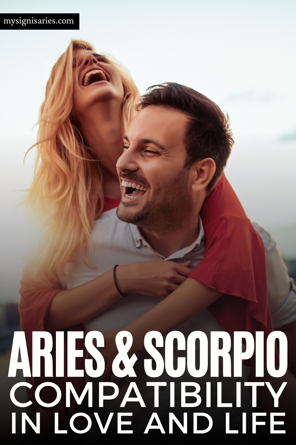 Aries And Scorpio Compatibility In Love And Life #aries #scorpio #arieslove #ariescompatibility #zodiac #astrology