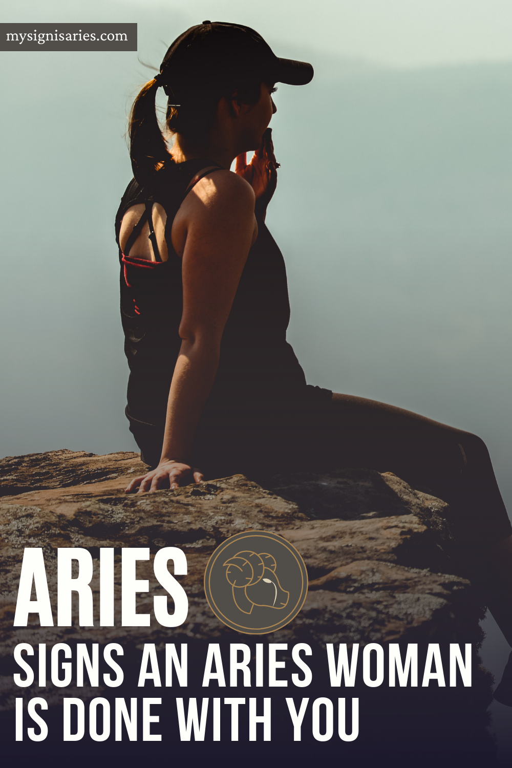 Signs An Aries Woman Is Done With You, Aries compatibility