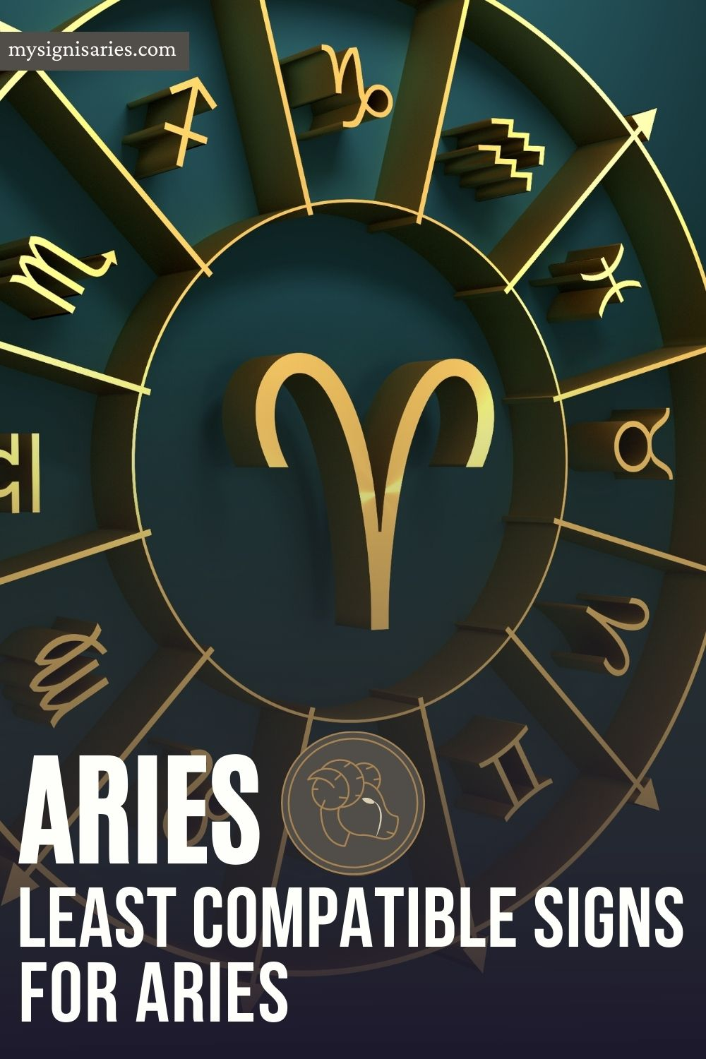 Zodiac Signs That Are Least Compatible With An Aries Sign, Aries compatibility